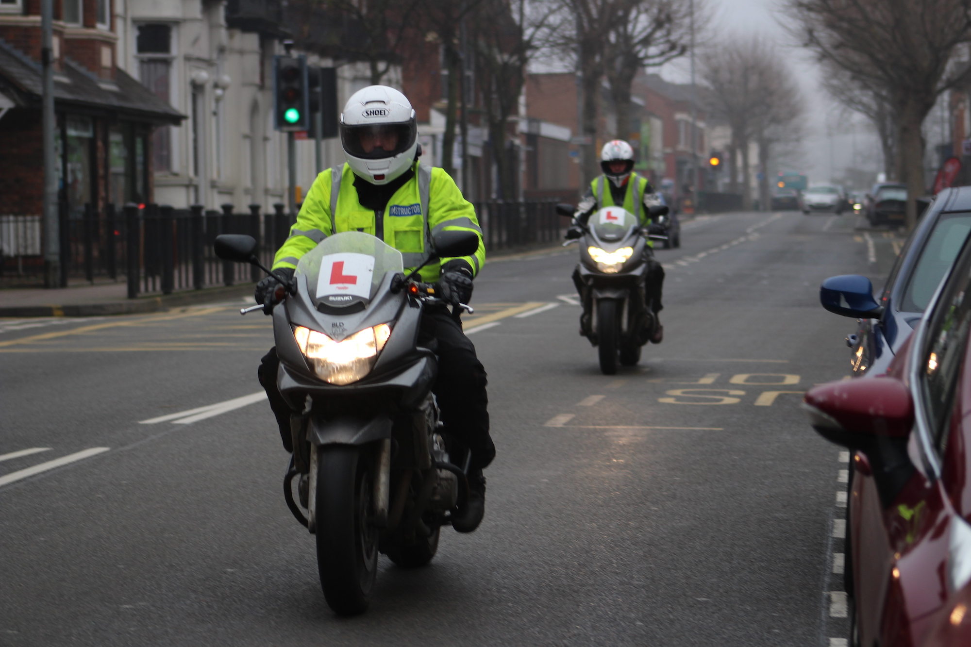 Motorcycle test training in Leicester London Oxford Milton Keynes Aylesbury