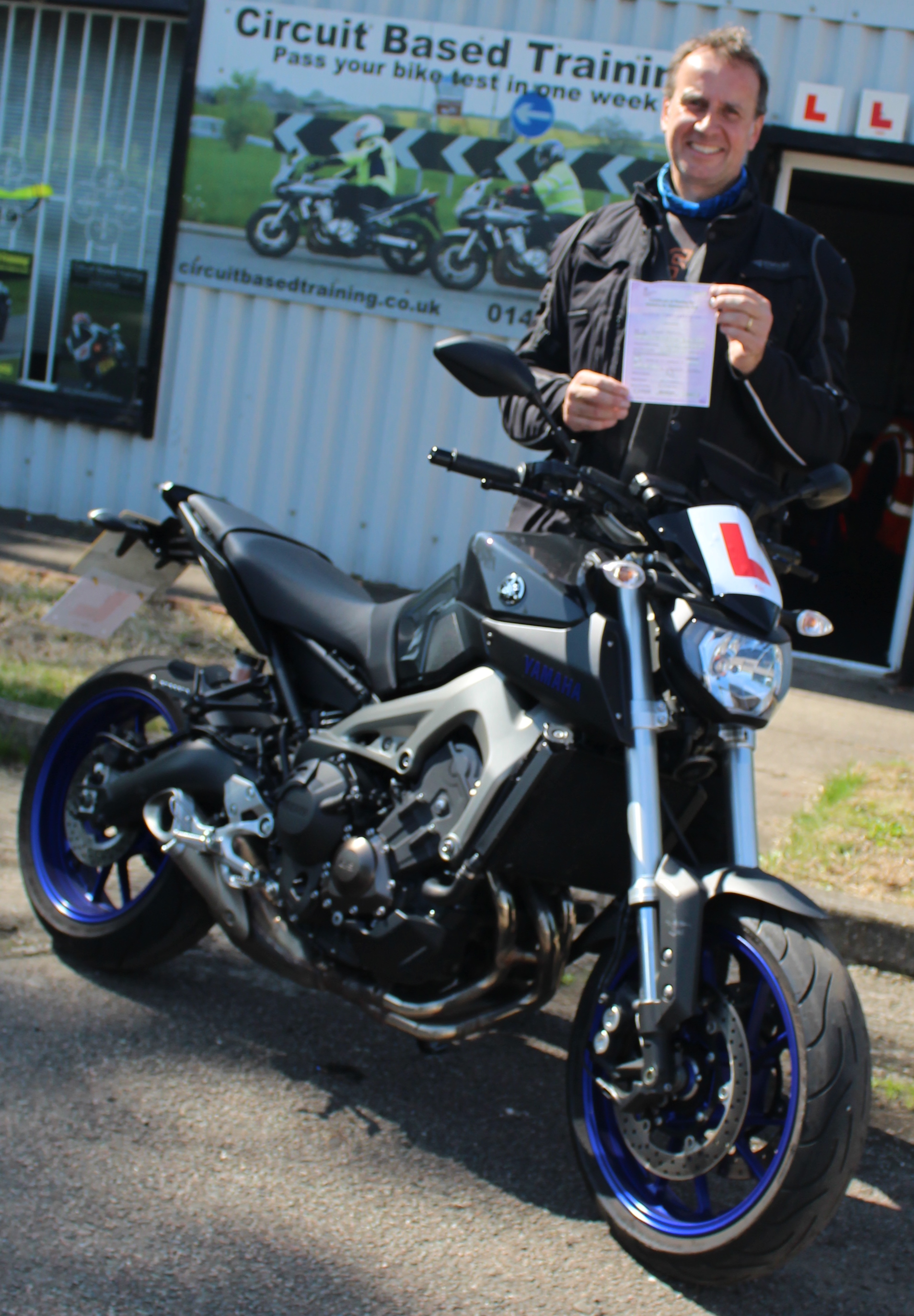 CBT Direct Access Motorcycle training Mod 1 practice on track Leicester London Southampton Milton Keynes Oxford Sutton Coldfield