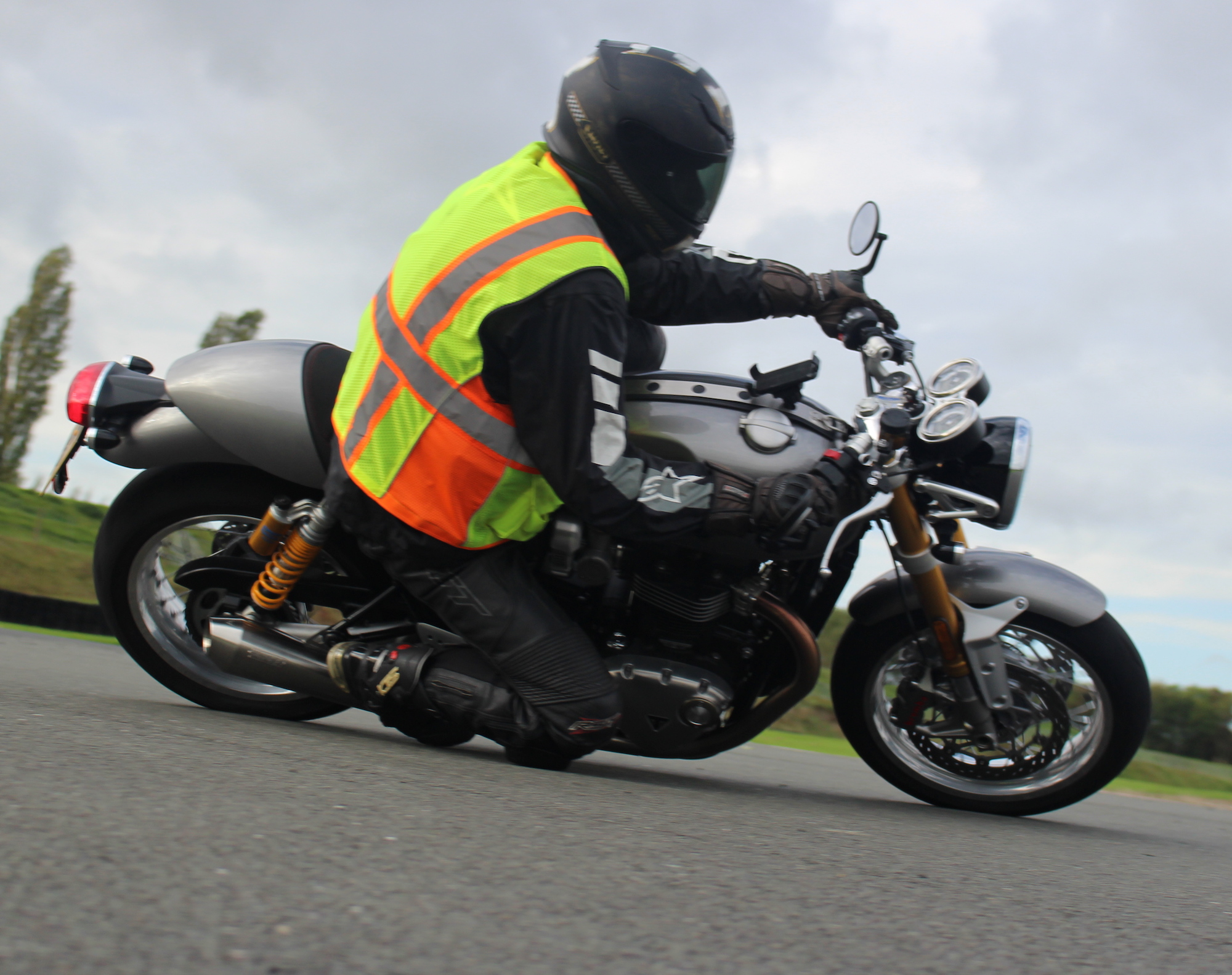 Direct Access motorcycle training in London, Southampton