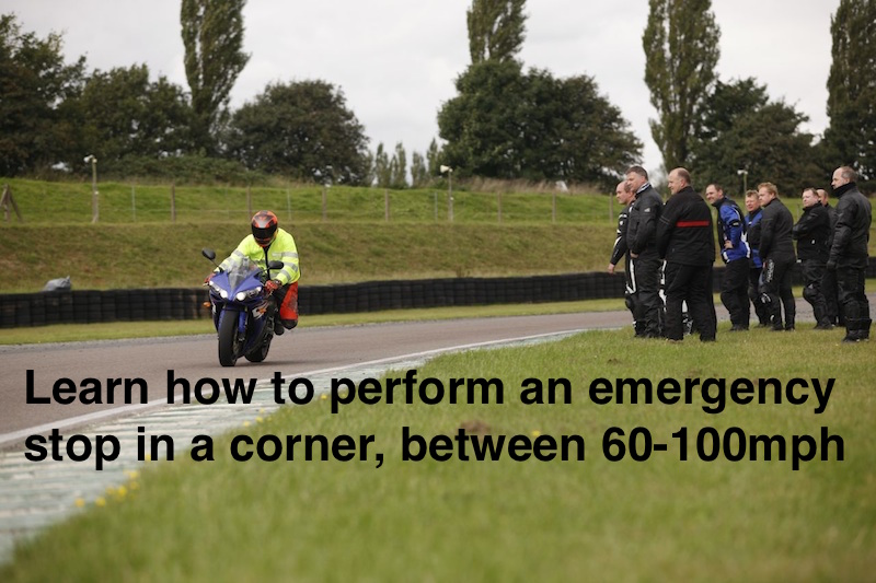 Motorcycle test training in Leicester London Milton Keynes