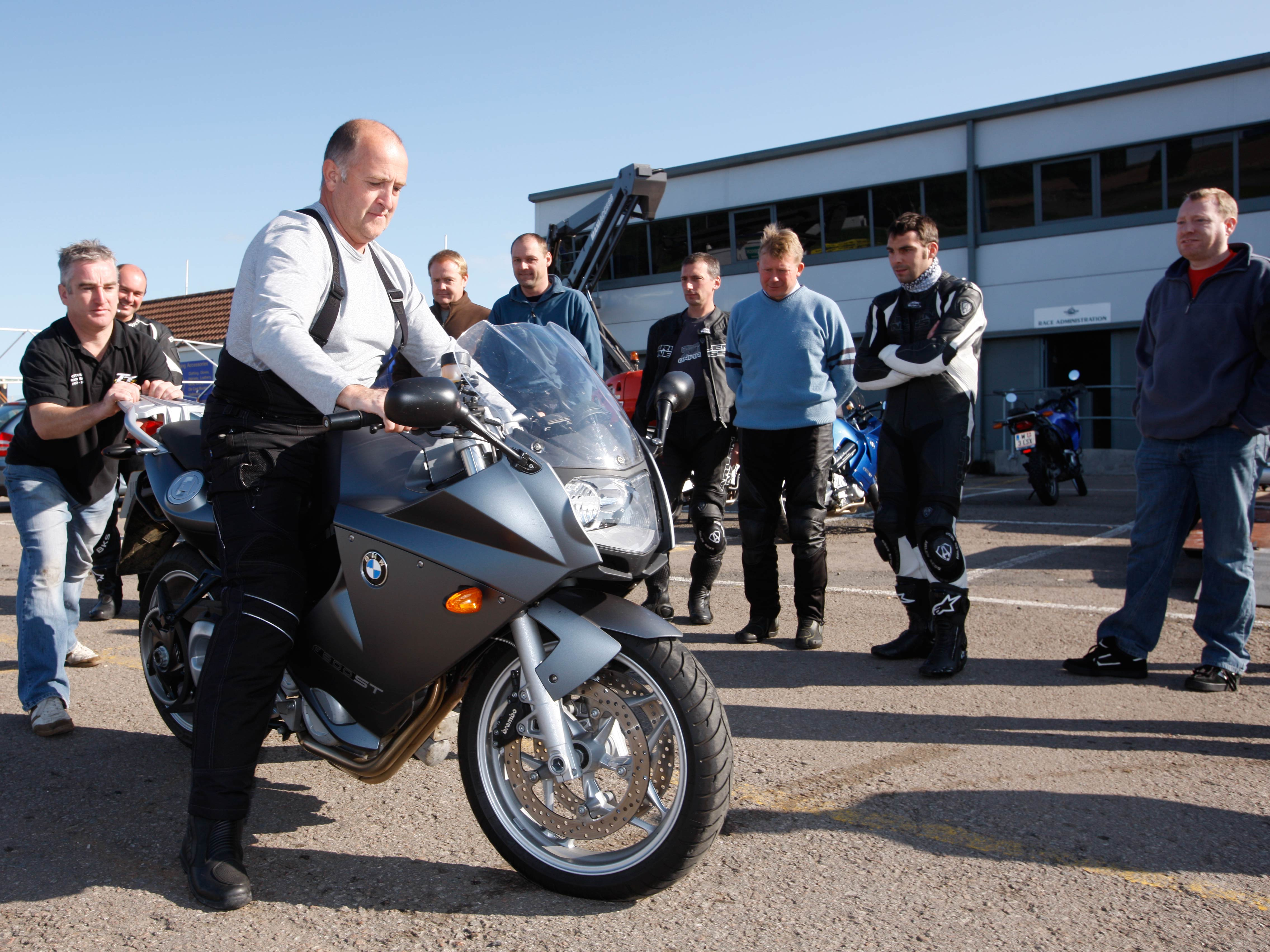 Direct Access Motorcycle Birmingham