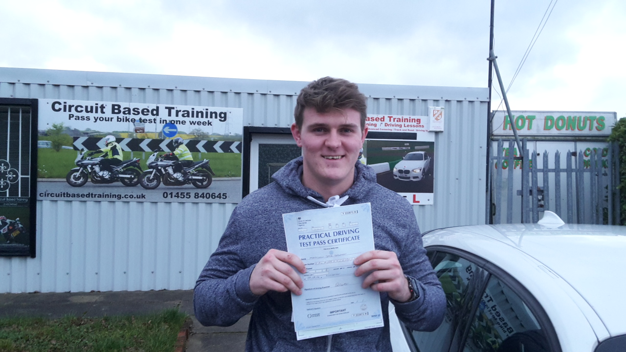 Pass the driving test in Sutton Coldfield