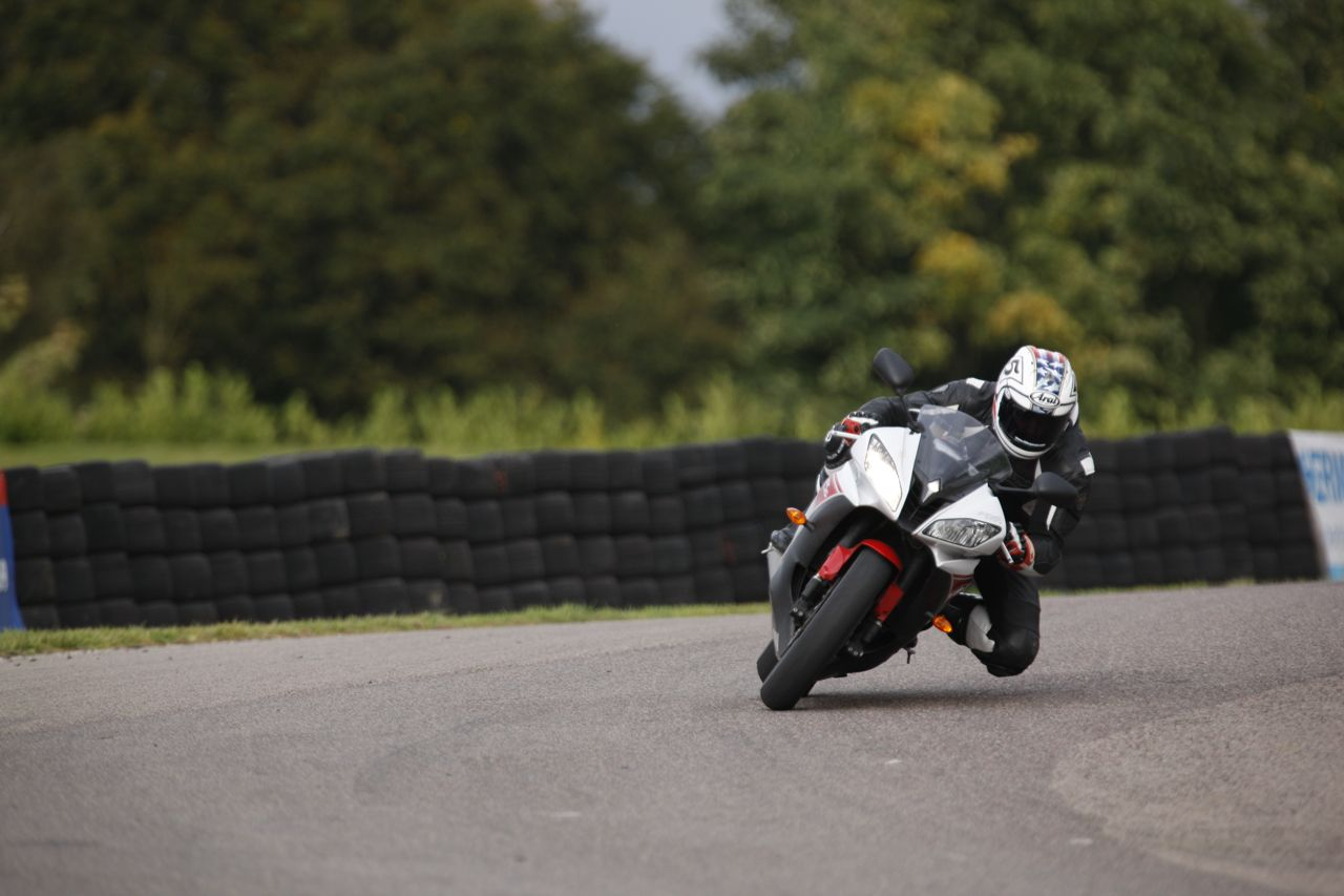 Advanced Motorcycle Training London