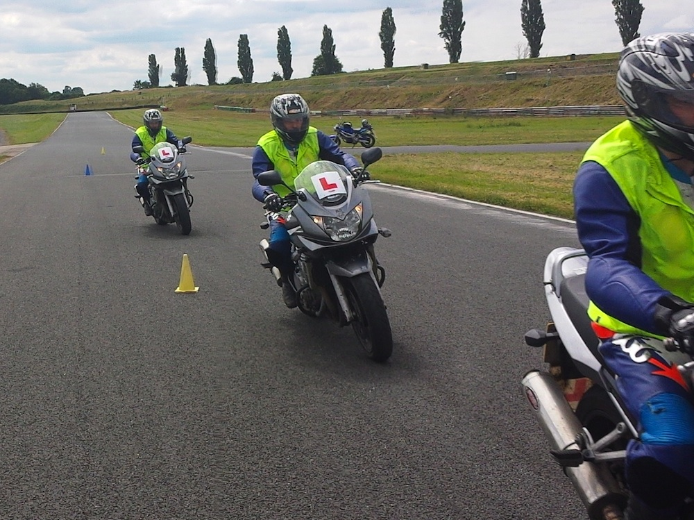 Learn to ride in a safe, controlled environment. CBT, Motorcycle theory test and practical test.