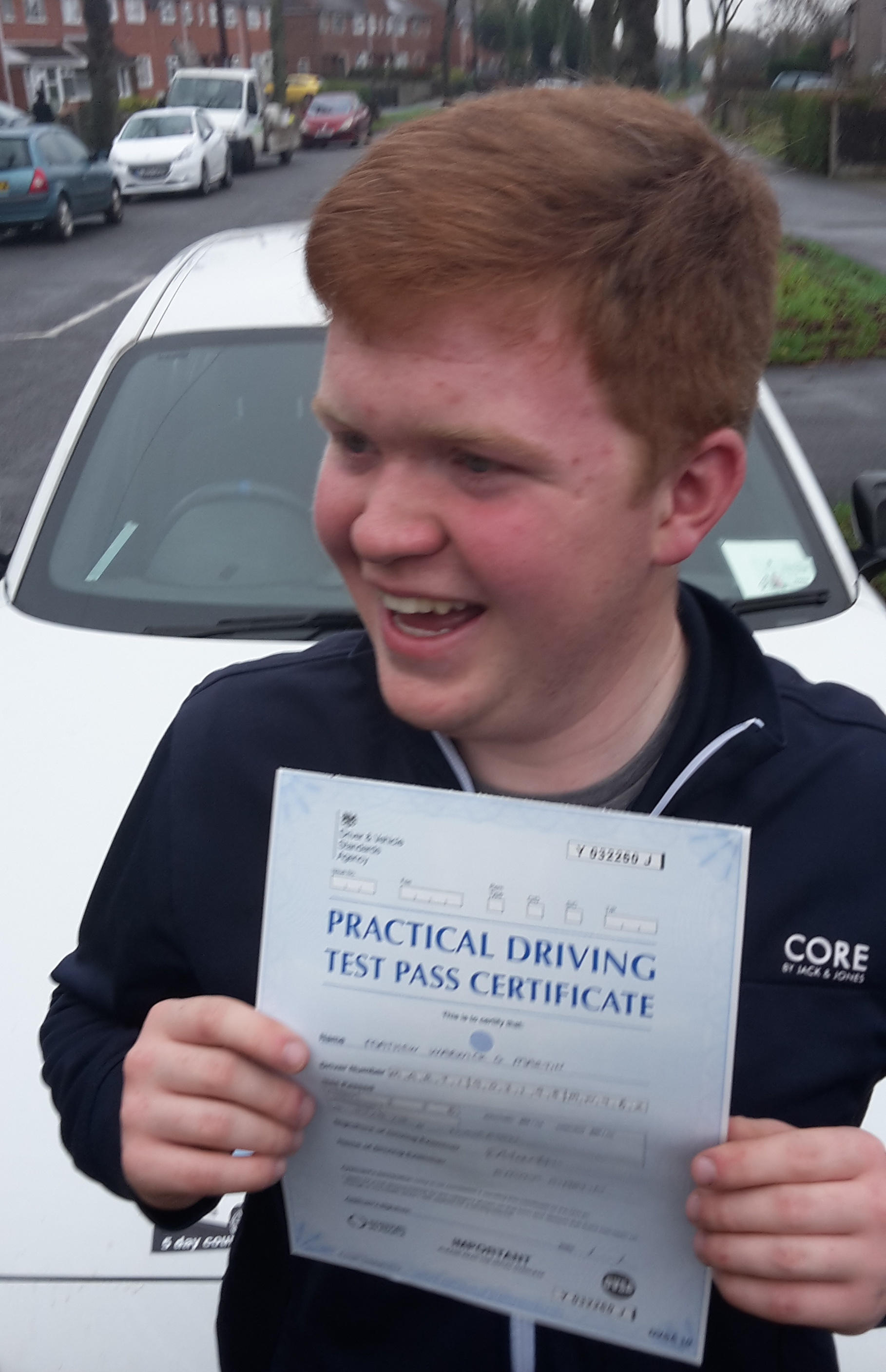 Driving test Local