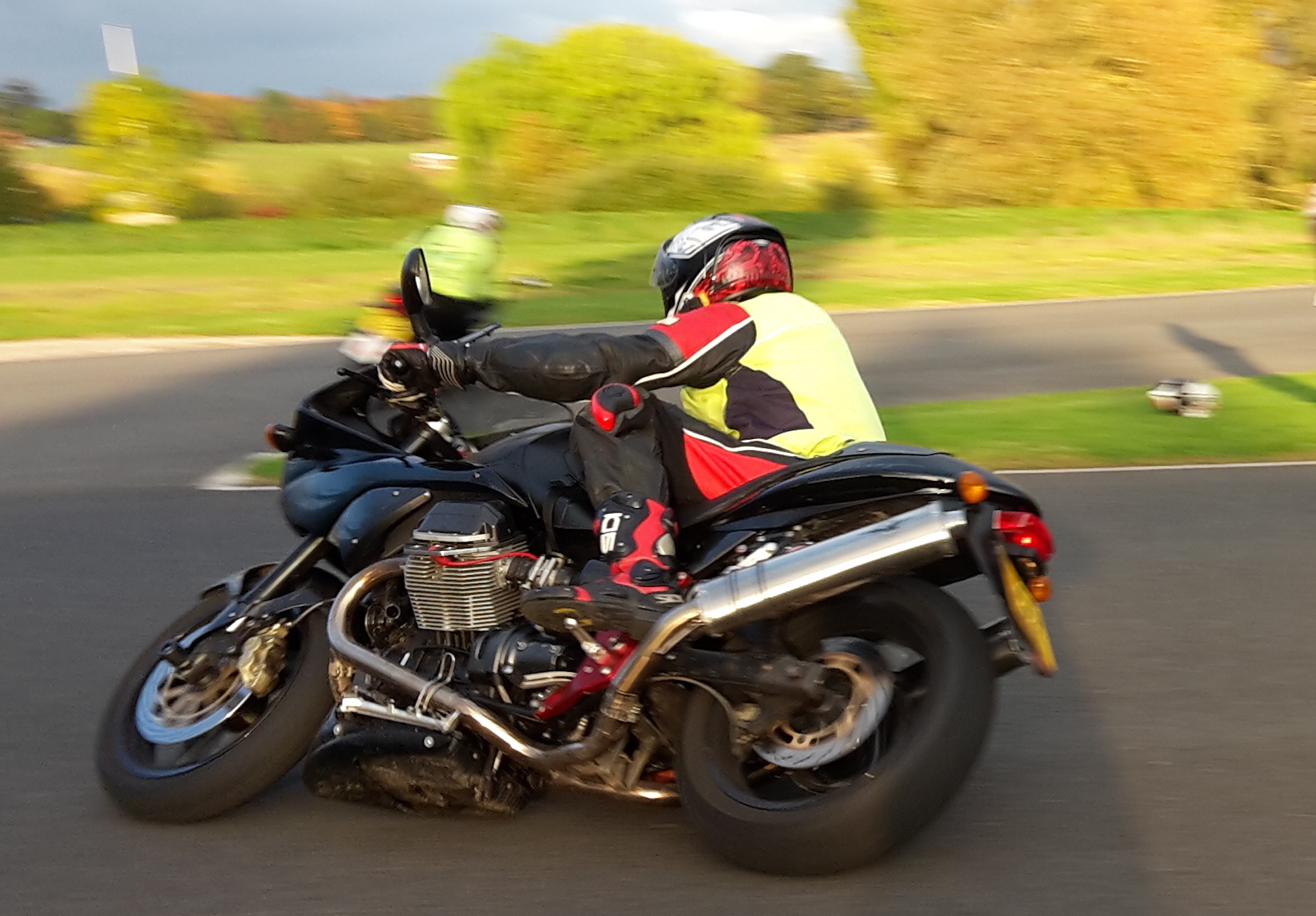 CBT motorcycle training in Coventry