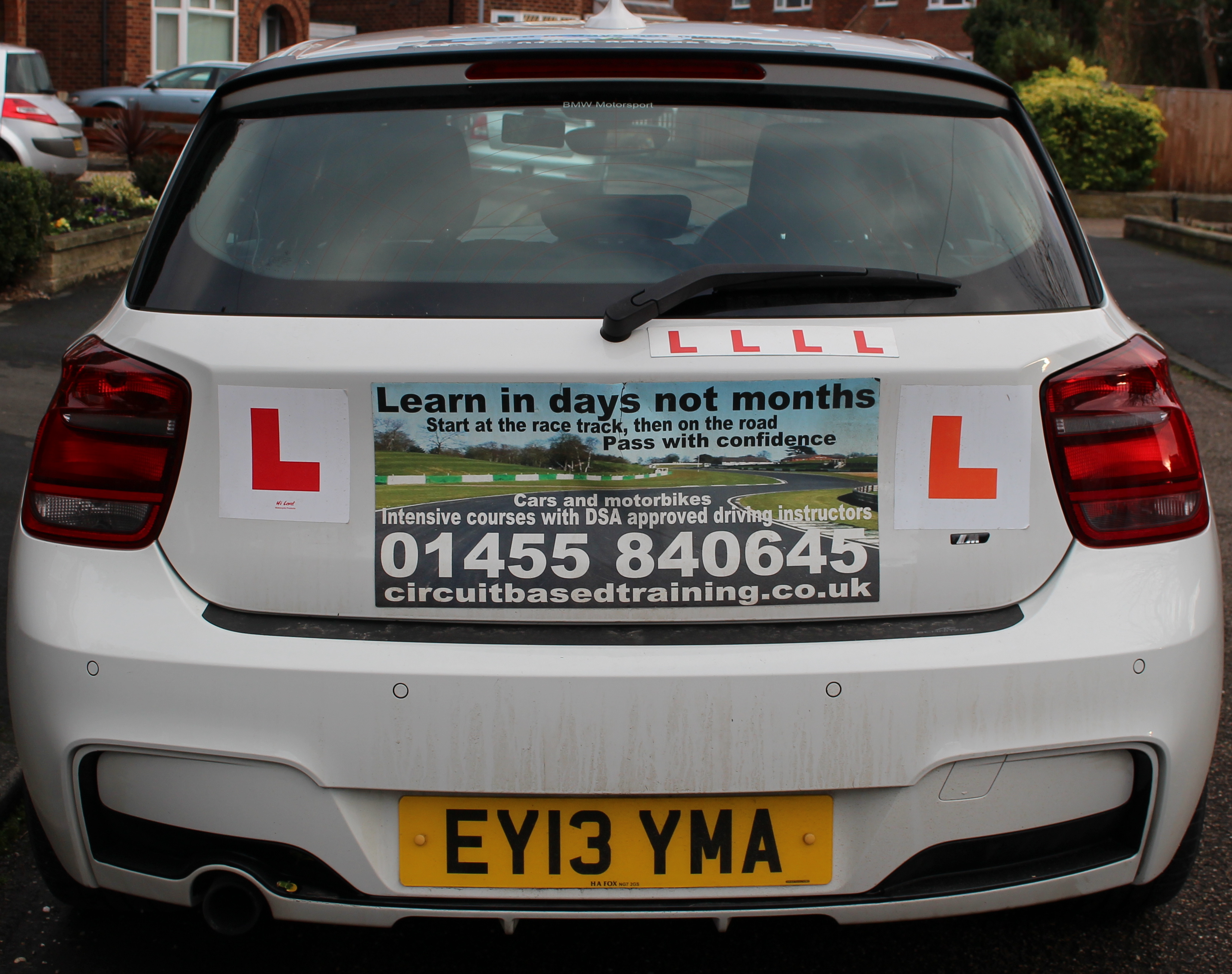Driving test in Oxford, Coventry and Warwick