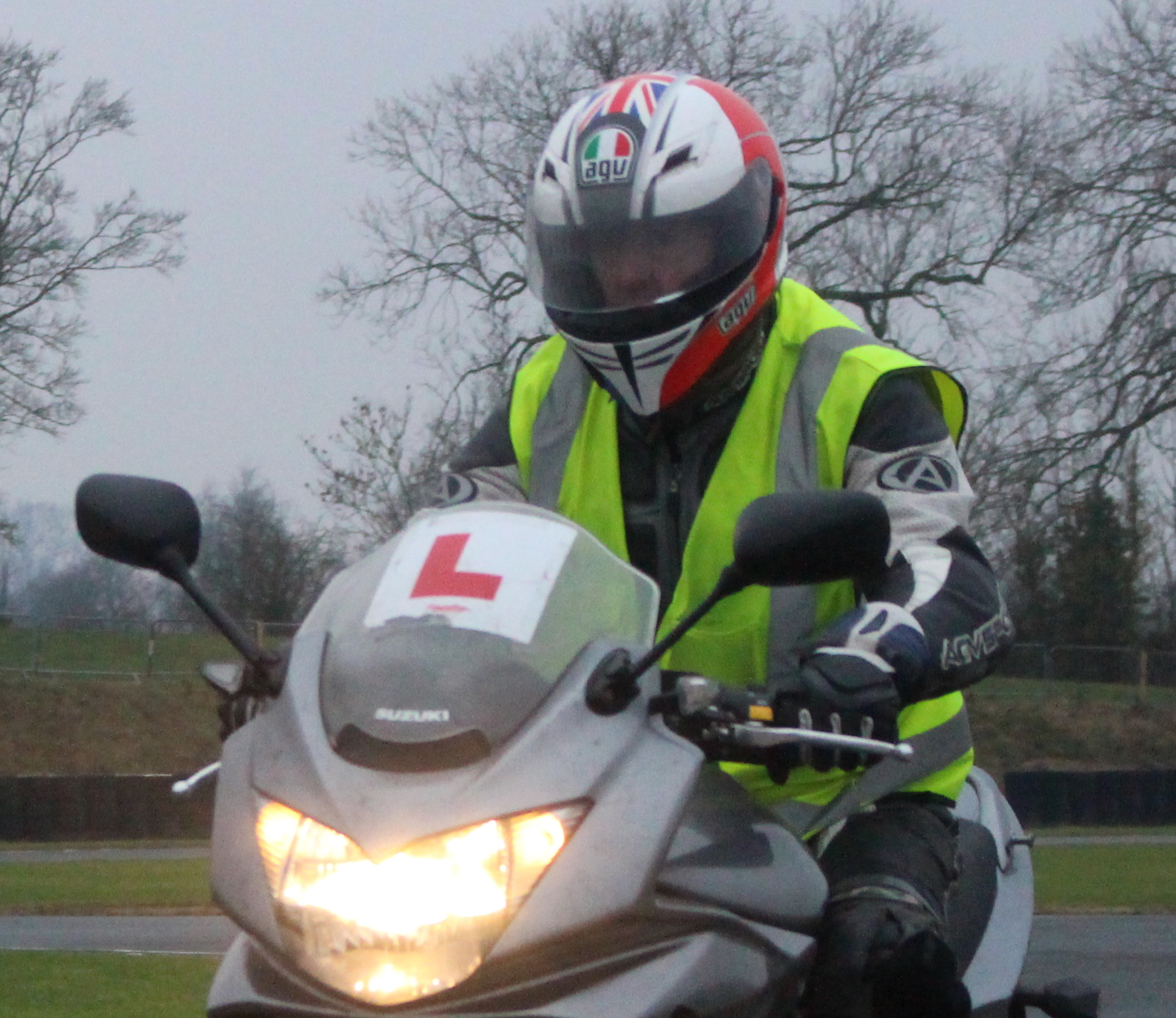 CBT motorcycle test