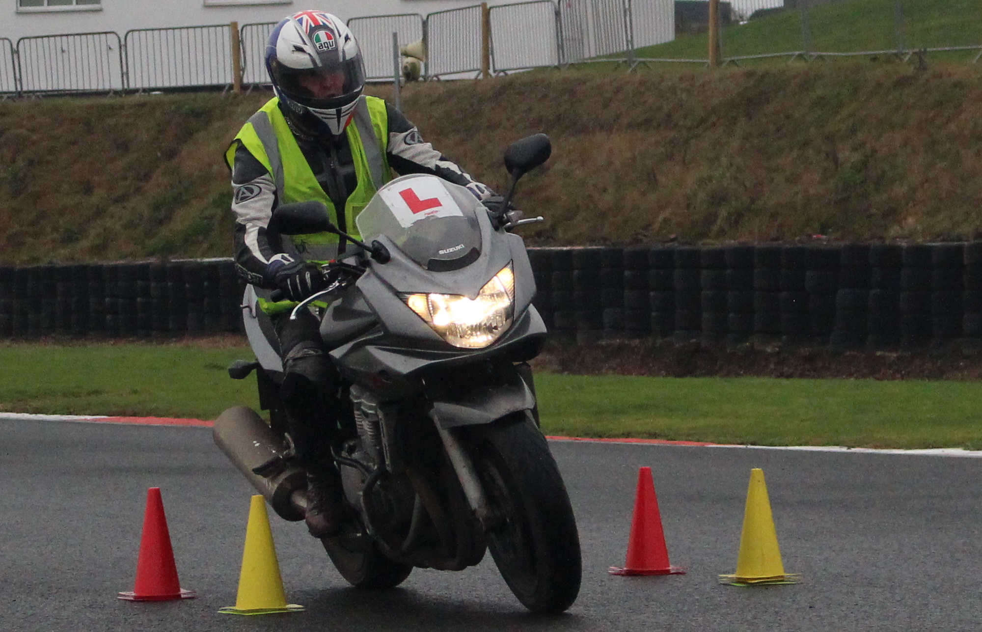 CBT, motorcycle test